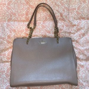 Kate Spade Handbag with Chain Strap